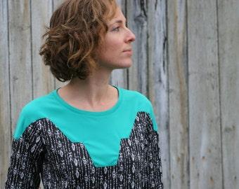 Zircon Sweater/ Dress - PDF sewing pattern