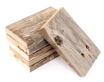 BarnwoodUSA | 100% Reclaimed Wood Bundle For DIY Projects | Pack of 6