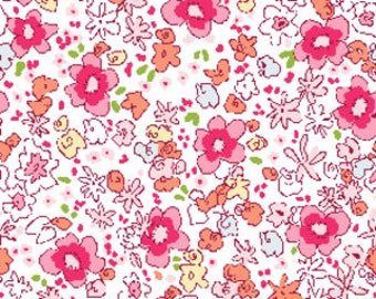 Meadow in summer from the Best of Sarah Jane fabric collection for Michael Miller Fabrics