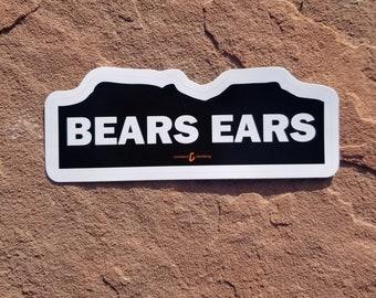 Bears Ears Sticker