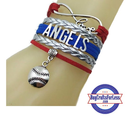 LOS ANGeLES Leather Bracelet-U Choose CHARM +Discounts & FREE Shipping*