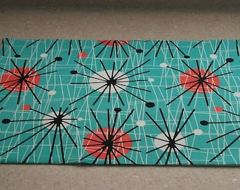 New Home Retro Atomic  Classic Kitchen  Placemats Runner
