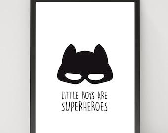Superheroes Batman