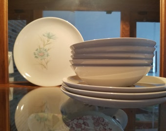 12 Pieces of Taylor Smith & Taylor Ever Yours Boutonniere China
