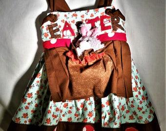 Brown bunny dress