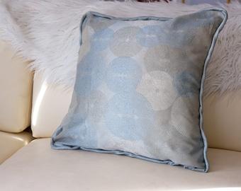 Art Deco Sunburst Pillow
