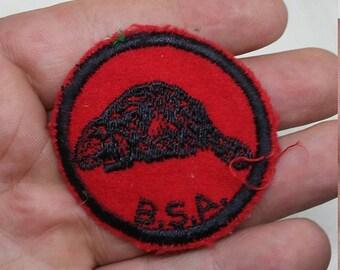 Spring Sale Vintage BSA Boy Scouts of America Troop Merit Badge insignia
