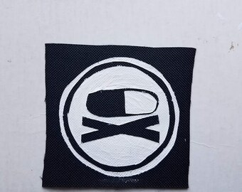 Party Poison My Chemical Romance Symbol Patch