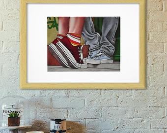 Love - Fine-Art Print