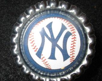 New York Yankees  Badge Holder