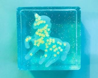 Unicorn Surprise Soap