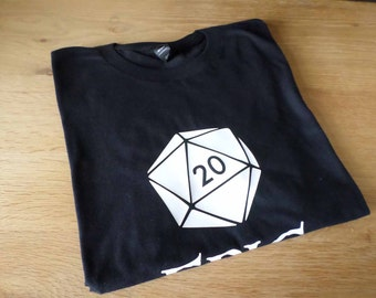 Epic win D20 critical hit Men's Triblend T-shirt