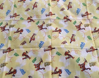 Cotton fabric panels Sold By The Yard