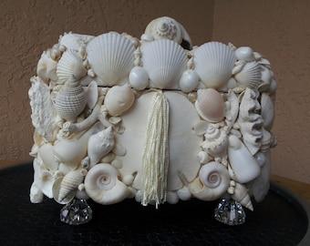 Seashell Bridal Box