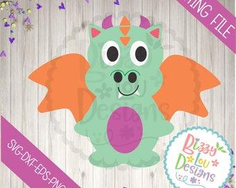 Dragon SVG DXF EPS png cute dragon svg dragon clip art boy svg cute dragon clip art dragon dxf dragon design svg design kids svg