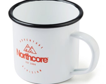 Northcore Adventure Division Steel Camp Mug