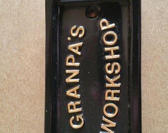 Grandad's Workshop