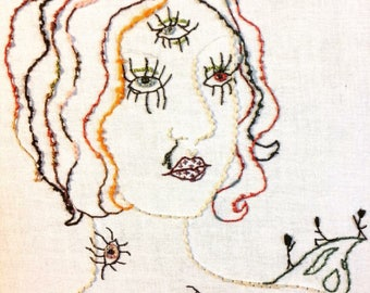 Untitled Embroidery
