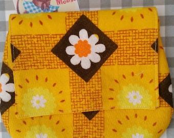 Vintage Fabric Bits & Bobs Purse