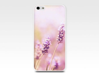 floral iphone case lavender iphone 5s iphone 4 4s 5 flower iphone case fine art botanical nature iphone case 6 5s 5 4s 4 pink pastel