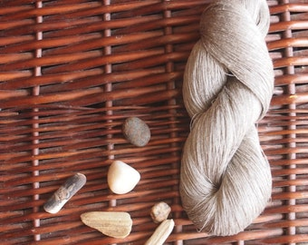100% NATURAL LINEN Yarn, High Ouality Linen Yarn