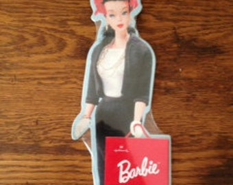 Collectible 1996 vintage Barbie calendar