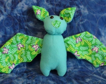 Spring Colored Bat Plush