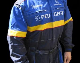 Peugeot Renault Mechaniker Overalls- Coveralls salopette de travail pour garagiste