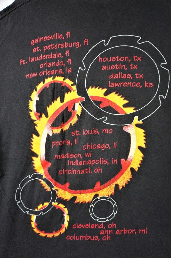 T XL Brockam Tour Punk Pixies Sz Band Concert Butt surfers Shirt 80s Label A USA Femmes 1994 Violent Concert hole Authentic aqAff1