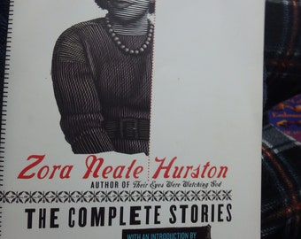 1995 pbk edition  zora Neale Hurston - the complete stories