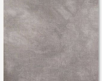 SHALE 14 28 ct. hand-dyed counted cross stitch fabric Aida Linen count Picture This Plus Frosted Pumpkin Stitchery 2018