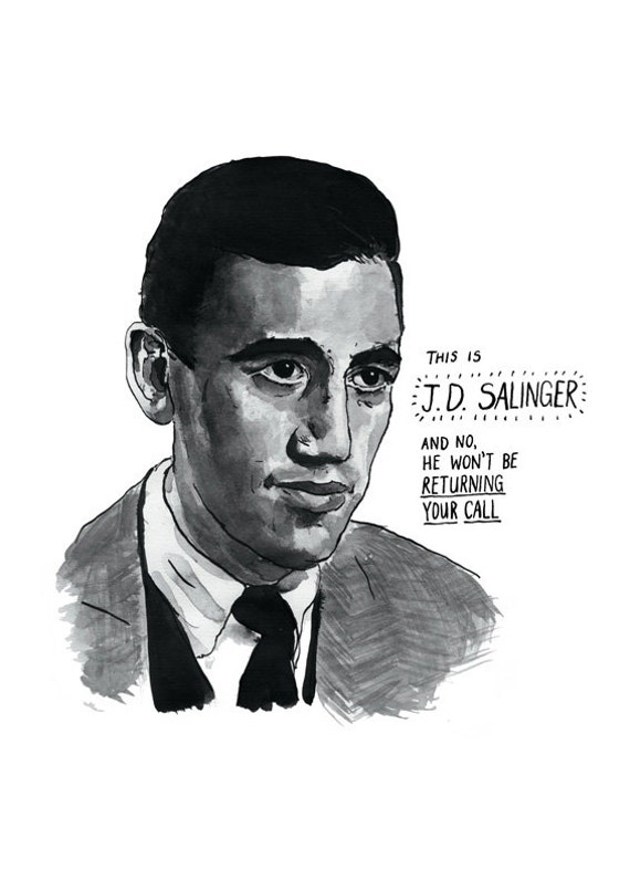 an analysis of critics in jd salinger works Both provocative and amusing at times, letters to jd salinger advocates an armchair criticism that strives to bridge the gap between educated readers and seasoned critics yet for the scholar struggling to read a library full of essential works, i maintain that.