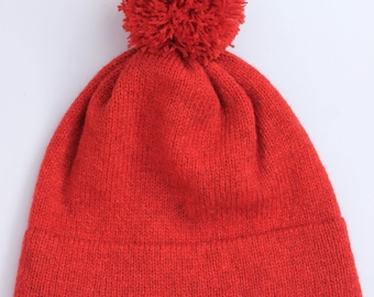Mull Knitted Wool Hat