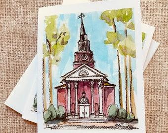 Village Chapel - 20 card pack