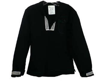 Military Issue - Crackerjack Pullover Jumper Uniform - Men's Wool Shirt - Medium 38R