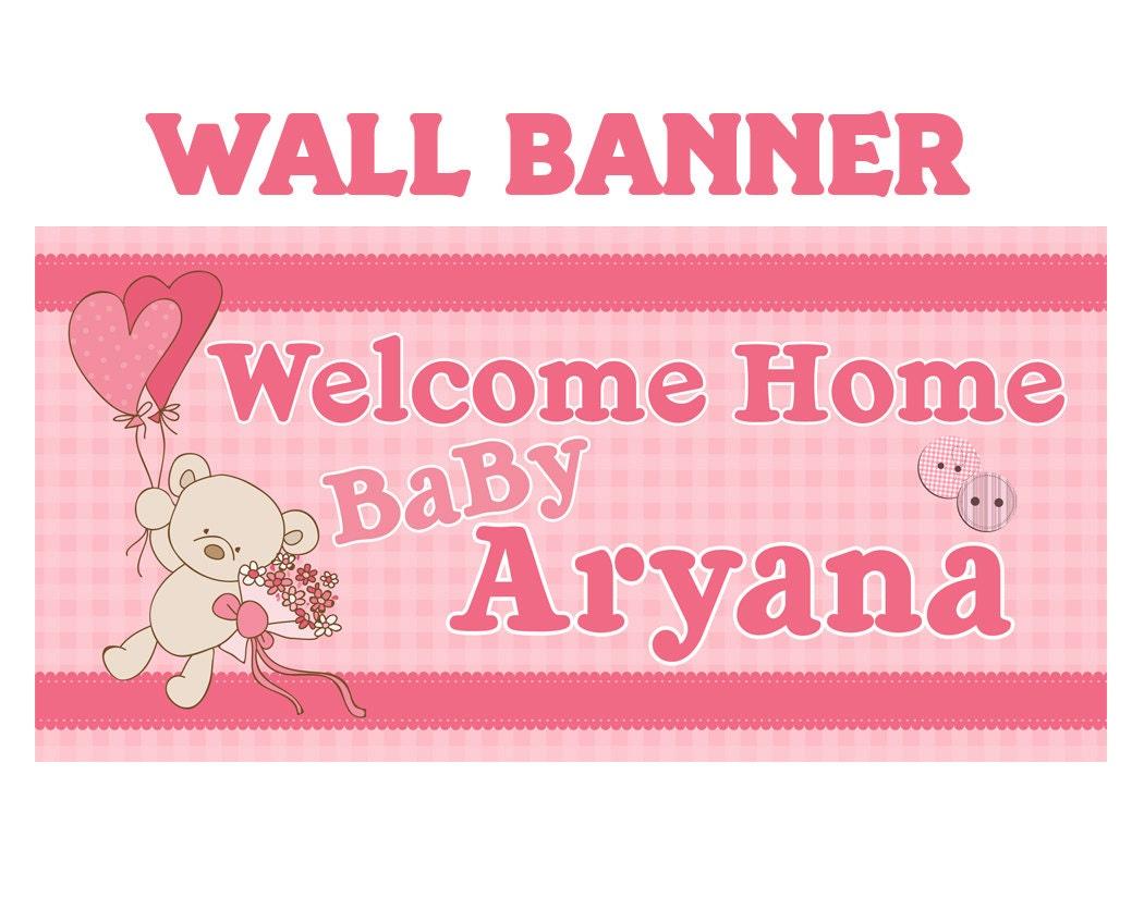 welcome home baby banners koni polycode co