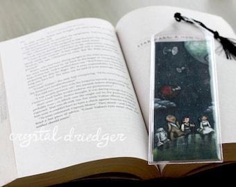 Star Gazers Lil Kids Bookmark