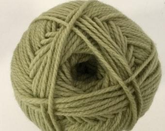Nature Spun Worsted Weight Yarn, Bamboo, Brown Sheep, 100g