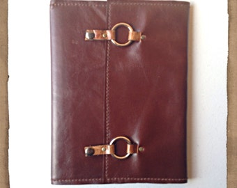 Hand Switched Leather Journal (composition book)