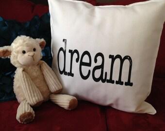 DREAM Pillow Case