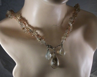 Tears of the Sun Necklace