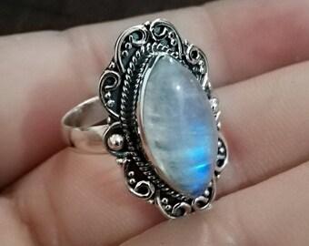 Hippie wedding ring Etsy