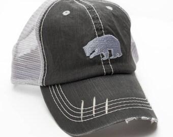 Browder Brand Logo Trucker Hat