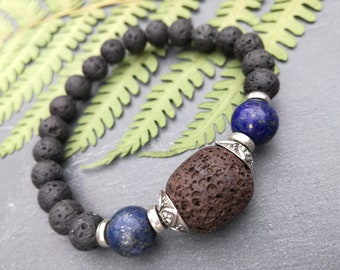 lava men bracelet