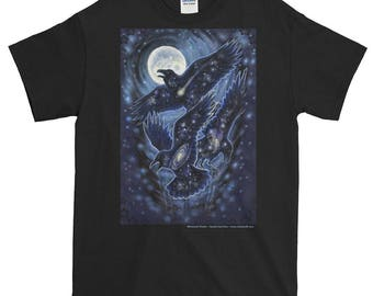 Star Raven Magic T-Shirt