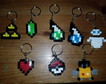 Pop culture Keychains