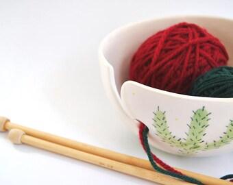 Schüssel Kaktus für Verwicklungen oder Keramikschale Lanero Kaktus, Kaktus mit Dekoration in verschiedenen Farben. Massanfertigung