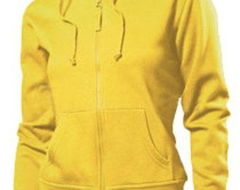 """Yellow hoodie """"CreepyPasta"""""""