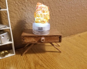 Miniature Himilayan Salt Lamp
