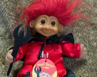 Troll Devil by Russ - Hot Stuff - Valentine's Day